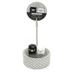 Buy Monokuro Boo Memo Stand w/ Paper Clipper Holder