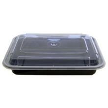 28-oz. Versatainer Rectangular Food Containers, 150 Containers (PACNC868B) (Pactiv Containers compare prices)