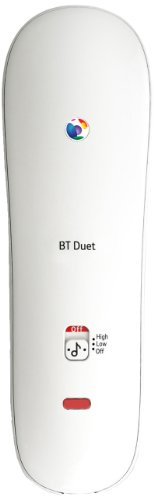 BT Duet 210 Corded Telephone - White Reviews