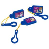 Disney Tunes Kid Clips Music Chips 3 Pack Beauty and the Beast Belle