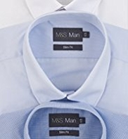 3 Pack Easy Care Assorted Shirts