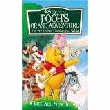 Poohs Grand Adventure - The Search For Christopher Robin [VHS]