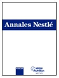 Intractable Diarrheas In Childhood: Annales Nestle 2006, No 1