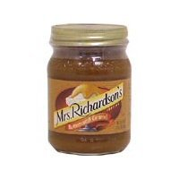Mrs.Richardson'S Butterscotch/Caramel, 17 oz