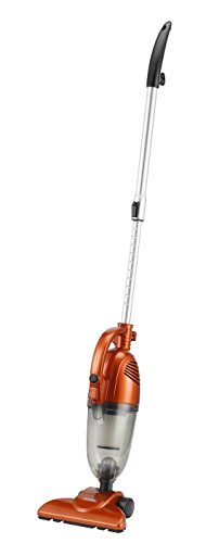 VonHaus 600W 2-in-1 Corded Upright Stick & Handheld Vacuum Cleaner with HEPA Filtration - Includes Crevice Tool & Brush Accessories (Shark Bagless Stick Vacuum compare prices)