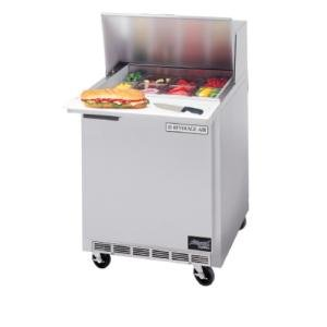 "Beverage Air Spe27C-A 27"" Cutting Top Sandwich/Salad Prep Table - Elite Series"