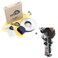 Orbis Ring Flash Attachment Kit, for Use with Existing Flash / Strobe, One Size Fits Most Flashes, with Orbis Arm, Aluminum Bracket for Mounting the Orbis Ring Flash