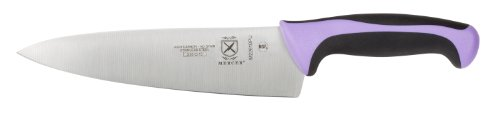 Mercer Culinary Millennia Chef'S Knife, 8-Inch, Purple