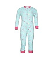 Pure Cotton Tatty Teddy Onesie