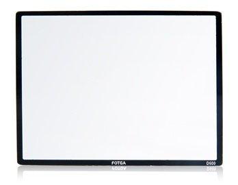Fotga Optical Glass Lcd Screen Protector For Nikon D600 Camera (Transparent)