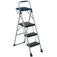 Werner 273 2 Type I Project Ladder 3 Step 3 Foot 4 Step