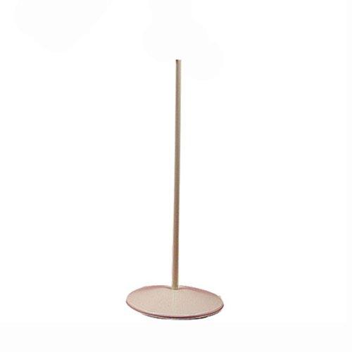 Dazor Pedestal Stand - White
