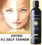 Tan Physics True Color Sunless Tanner 8 fl oz