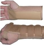 Actesso Elasticated Tri-Weave Wrist Brace: Ideal for Carpal Tunnel, RSI, Wrist Fractures, Sprains or Strains. Designed and approved by Medical Professionals
