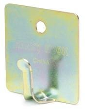"Roadpro Handyhookcd 1.75"" Self Adhesive Metal Handy Hook"