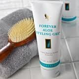 Forever Aloe Styling Gel 8 oz Alcohol - Free
