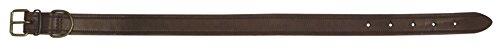 Artikelbild: Caniamici C5061965 Halsband Leder Wild West braun, Halsband für Hunde, Größe 2.6 x 60 cm, braun
