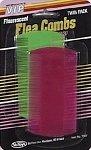 Vo-Toys Flea Comb Neon 2 per Pack