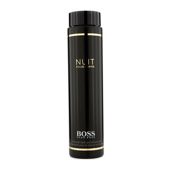Hugo Boss NUIT 200ml Bagno e gel doccia profumato