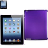 Reiko Rubberized Protector Hard Cover for Apple iPad 3 (RPC11-iPad 3PP)