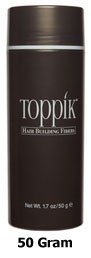 Toppik Hair Building Fibers - Light Brown (1.75 oz.)