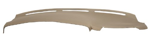 DashMat Dashboard Cover Honda Accord (Polyester, Beige) (1995 Honda Accord Dash Cover compare prices)