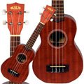 Kala KA-15S Mahogany Soprano Ukulele