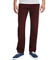 Pure Cotton Corduroy Trousers