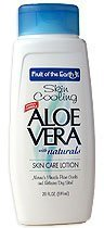 Fruit of the Earth Skin Cooling Aloe Vera Lotion 20 Oz.