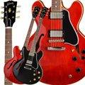 Gibson Custom ES-335 Dot Electric Guitar, 'Fat-Neck,' Antique Natural