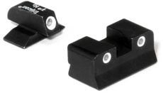 Trijicon 3 Dot Green Front and Green Rear Night Sights for Beretta 92A1 and 96A1 Pistols by Trijicon