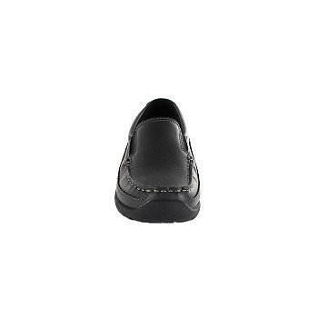 Stacy Adams Porter Moc Toe Slip-on Dress/Casual With Rubber