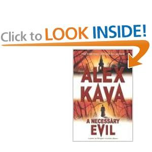 A Necessary Evil  - Alex Kava