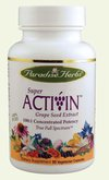Activin Grape Seed Extract with Alma 125mg Paradise Herbs 30 VCaps