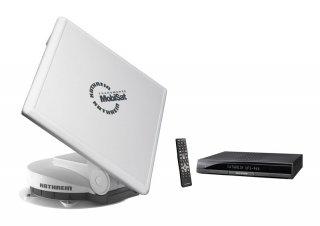 Catherine Le Grand 20310020Kathrein mobiset 2paquet par satellite HDTV pour Caravan utilisation