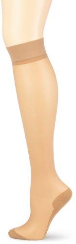 kunert-damen-kniestrumpf-179900-cotton-sole-20-gr-39-42-caramel