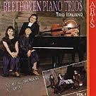 Trio Italiano Beethoven: Piano Trios, Vol. 1: Archduke/Trio for Piano and Strings, No. 3
