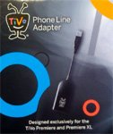 TiVo Phone Line Adapter for TiVo Premiere and Premiere XL