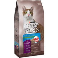 Detail image Pro Plan Cat Extra Care Senior 11+ Indoor Care Turkey & Rice Formula