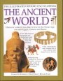 img - for The ancient world: The illustrated history encyclopedia book / textbook / text book