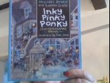 Inky Pinky Ponky (Picture Lions) (0006636128) by Rosen, Michael