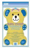 BABY BATHING BEAR BATH SPONGE - 1