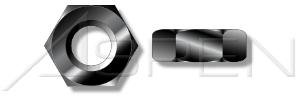 (5000pcs) 1/4-20 Hex Nuts Machine Screw Nuts Regular Steel, Black Oxide Ships FREE in USA