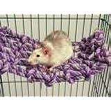 Rosewood Cargo-Netz Intelligenzspielzeug für Ratten und Frettchen