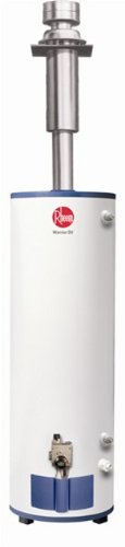 rheem gas water heaters