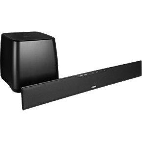 Polk Audio SurroundBar 4000 IHT Virtual Surround Speaker Bar with Wireless Su... by Polk Audio