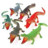 US Toy Toy Crocodiles Action Figure