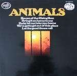 Animals Animals Most Of The Animals LP Music For Pleasure MFP5218 EX/EX 1970s