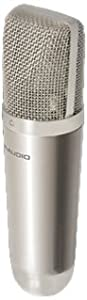 M-Audio Nova Condenser Microphone, Cardioid by inMusic Brands Inc.
