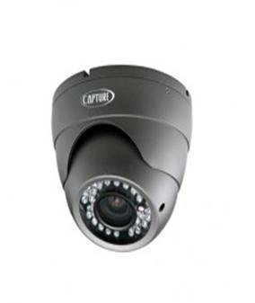 Capture CTCCD480IRE3 480TVL Dome CCTV Camera